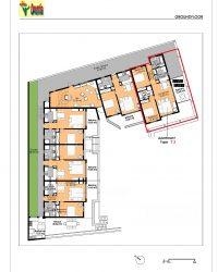 Apartment T 2